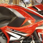 Bajaj Pulsar RS200 Red at Launch