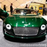 Bentley EXP 10 Concept front view at 2015 Geneva Motor Show