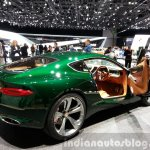 Bentley EXP 10 Concept rear three quarter(2) view at 2015 Geneva Motor Show