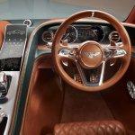 Bentley EXP 10 Speed 6 concept - Cabin