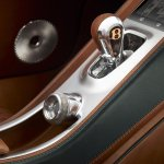 Bentley EXP 10 Speed 6 concept - Centre Console