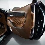 Bentley EXP 10 Speed 6 concept - Door card