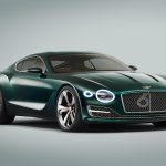 Bentley EXP 10 Speed 6 concept - Front Three Quarter