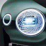 Bentley EXP 10 Speed 6 concept - Headlamp