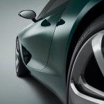 Bentley EXP 10 Speed 6 concept - Wing Vent