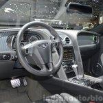 Bentley GT Speed interior at 2015 Geneva Motor Show