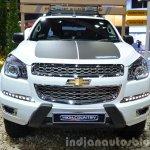 Chevrolet Colorado High Country front at the 2015 Bangkok Motor Show