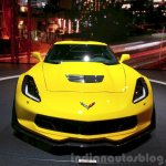 Chevrolet Corvette Z06 front at the 2015 Geneva Motor Show