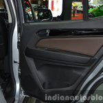 Chevrolet Trailblazer door insert at the 2015 Bangkok Motor Show