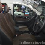 Chevrolet Trailblazer front seats at the 2015 Bangkok Motor Show