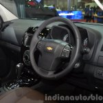 Chevrolet Trailblazer interior at the 2015 Bangkok Motor Show