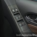 Chevrolet Trailblazer power window switches at the 2015 Bangkok Motor Show