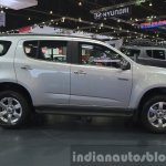 Chevrolet Trailblazer side at the 2015 Bangkok Motor Show