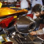 DSK Benelli TNT 1130R exhaust India launched