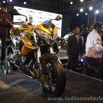 DSK Benelli TNT 1130R front quarter India launched