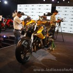 DSK Benelli TNT 1130R front quarters India launched