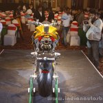 DSK Benelli TNT 1130R rear India launched