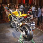 DSK Benelli TNT 1130R rear quarter India launched