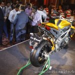 DSK Benelli TNT 1130R rear quarters India launched
