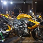 DSK Benelli TNT 1130R side India launched