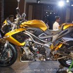 DSK Benelli TNT 1130R side angle India launched