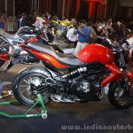 DSK Benelli TNT 302 profile India launched