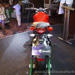 DSK Benelli TNT 302 rear India launched