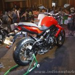 DSK Benelli TNT 302 rear quarter India launched