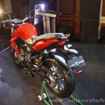 DSK Benelli TNT 302 rear quarters India launched