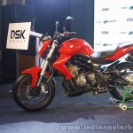 DSK Benelli TNT 302 side India launched