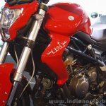 DSK Benelli TNT 302 suspension India launched