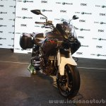 DSK Benelli TNT 600 GT front quarter India launched