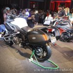 DSK Benelli TNT 600 GT rear quarter India launched