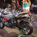 DSK Benelli TNT 600i rear quarters India launched