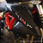 DSK Benelli TNT 600i suspension India launched