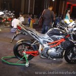 DSK Benelli TNT 899 side India launched