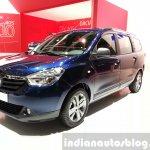 Dacia Lodgy special edition at the 2015 Geneva Motor Show