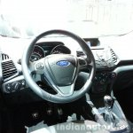 Ford EcoSport S dashboard at the 2015 Geneva Motor Show