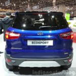 Ford EcoSport S rear at the 2015 Geneva Motor Show