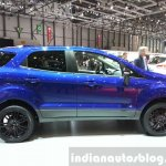 Ford EcoSport S side at the 2015 Geneva Motor Show