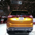 Ford Edge Sport rear at the 2015 Geneva Motor Show
