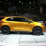 Ford Edge Sport side at the 2015 Geneva Motor Show