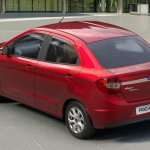 Ford Figo Aspire press image