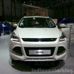 Ford Kuga Titanium X Sport front at the 2015 Geneva Motor Show