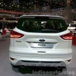 Ford Kuga Titanium X Sport rear at the 2015 Geneva Motor Show