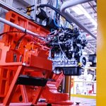 Ford Sanand plant engine testing