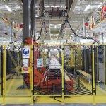 Ford Sanand plant framing line