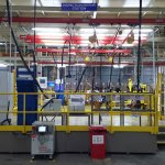 Ford Sanand plant inspection station