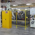 Ford Sanand plant marriage line
