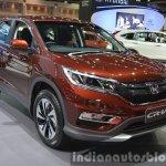 Honda CR-V (facelift) at the 2015 Bangkok Motor Show